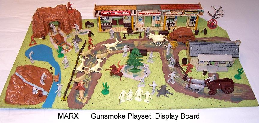 A Gunsmoke Movie In The 1960 S Gunsmoke