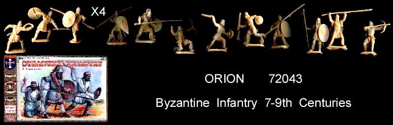 x3 Orion 72037 1//72 WWII Soviet Quad Maxim AA MG and Crew FIGURES SET