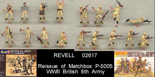 Revell 02616 German Africa Corps WWII