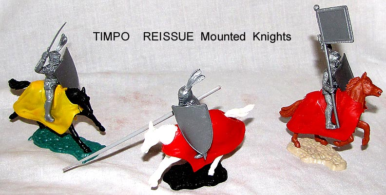 TOY SOLDIER HQ INC<P> 1/32 TIMPO PLASTIC SOLID CAST TOY SOLDIERS AND