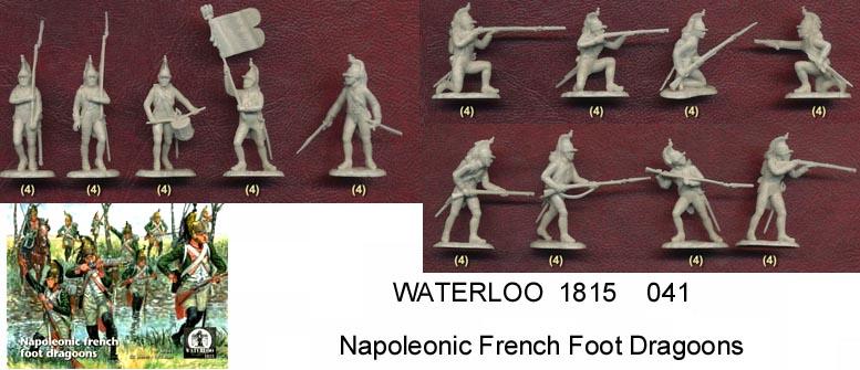 Waterloo 1815 Anglo-Egyptian Army 1:72 AP013