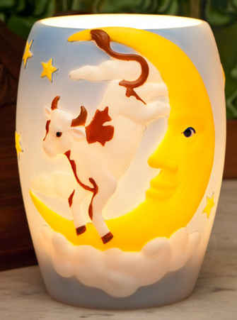 Cow over the Moon Night Lamp