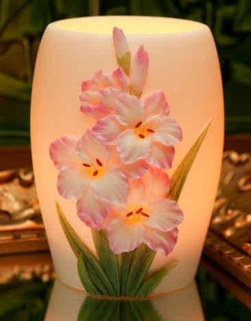 Gladiolus Night Lamp