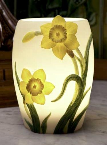 Yellow Jonquils Night Lamp
