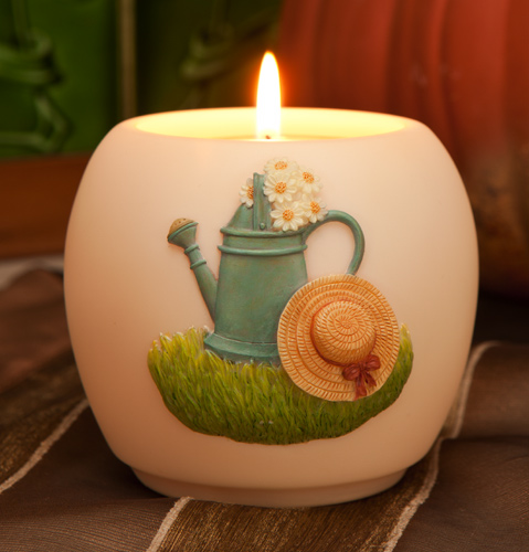 Watering Can Votive