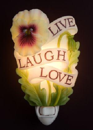 Live Laugh Love Night Light