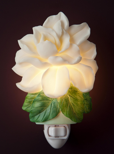 Gardenia Night Light