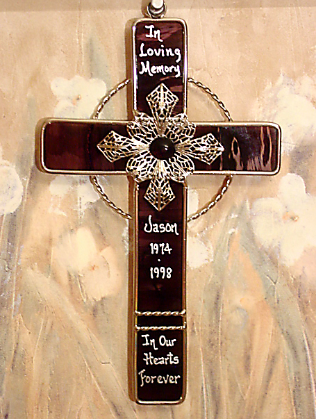 Personalized Crosses and Crucifix Gifts