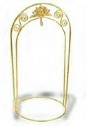 Angel Arched Ornament Stand