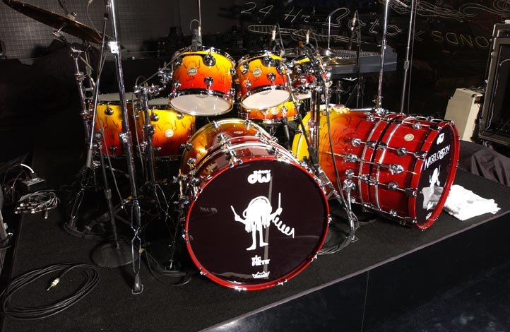 F1 by DW Drums - 웹