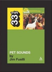 The Beach Boys Pet Sounds 33 1/3 book