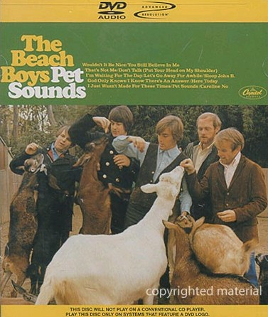Pet Sounds Audio DVD 5.1