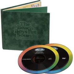 The Beach Boys Pet Sounds 40th anniversary CD/DVD