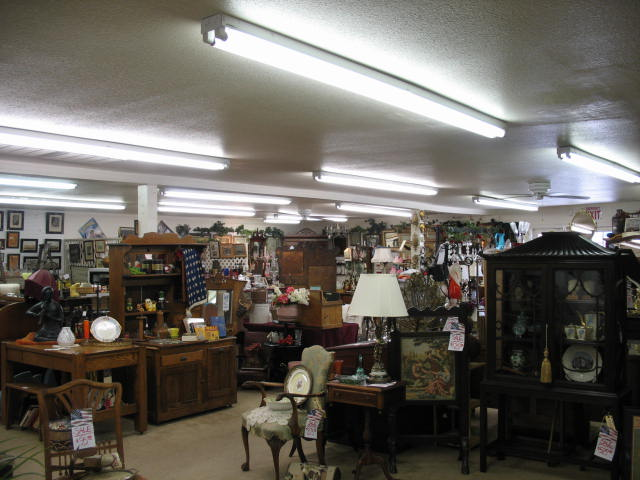 Skyway Antique Mall The North Valley