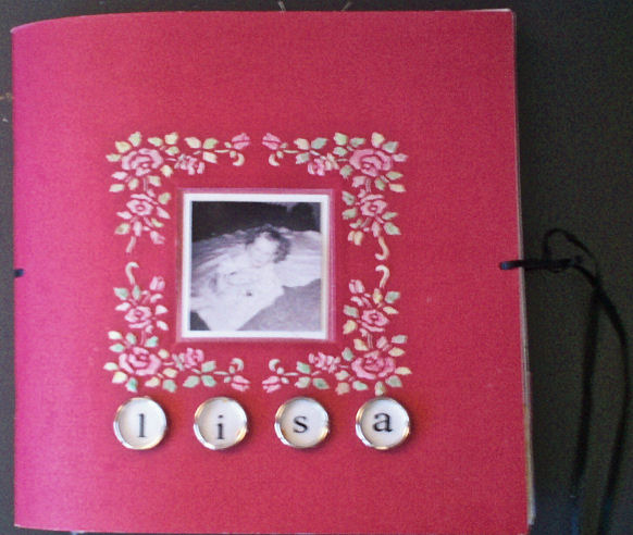 Heathers 8 By 8 Inch Scrapbook Gallery