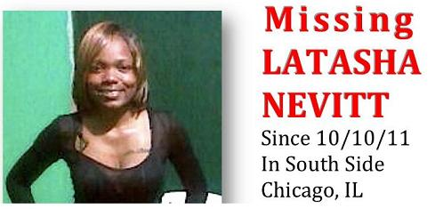 please help us find latasha nevitt a 30 year old mother of 3 missing