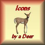 Icons by a Deer