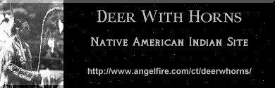 Deer With Horns