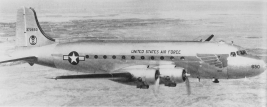 C-54D of the 1st TTU