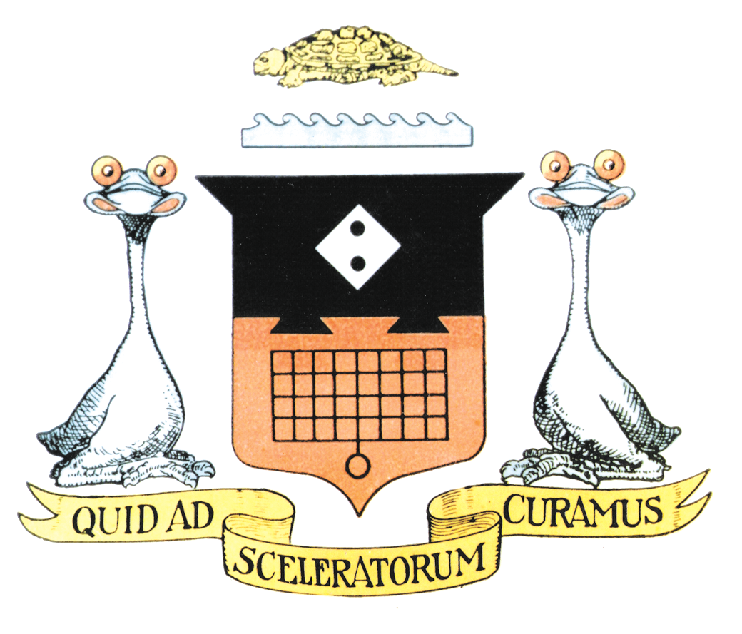 Oozlefinch Coat of Arms