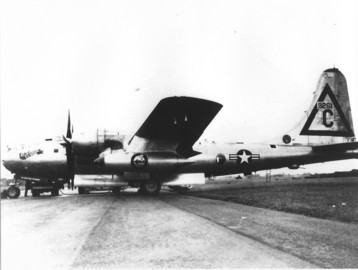B-50D 49-261 of the 509th Bombardment wing