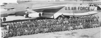 6th SAW B-52E