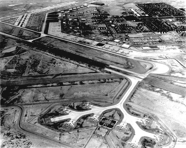 Walker AFB 1960s