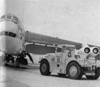 MB-2 tug towing a B-52B
