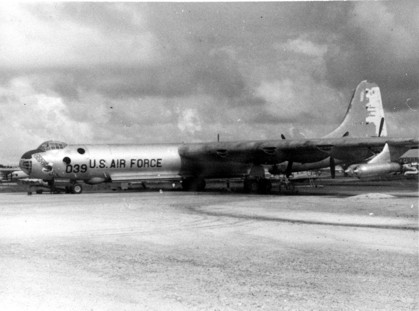 B-36D 44-92039 of the 95th Bombardment Wing
