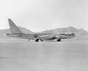 B-52B 53-0383 95th Bomb Wing Biggs AFB