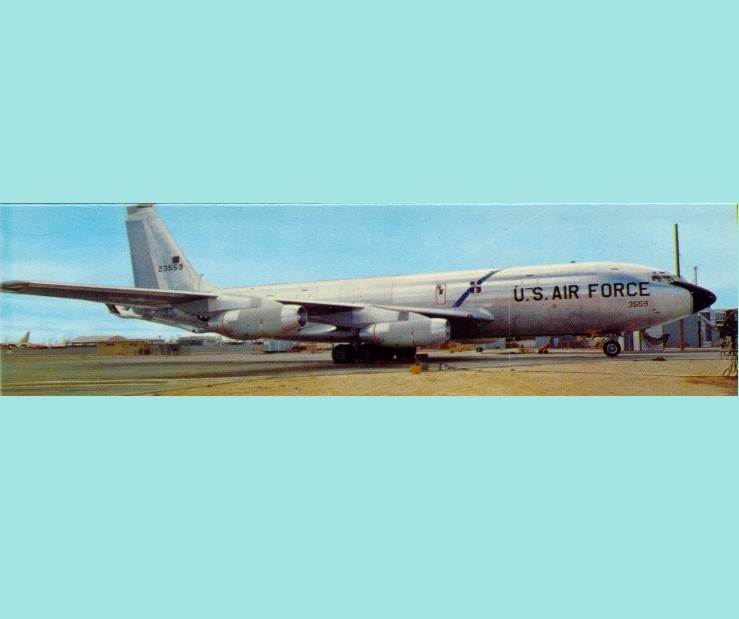 95th Bomb Wing KC-135A 52-3559