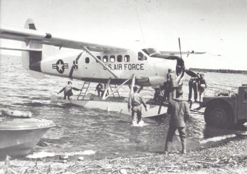 U-1A Otter 95th Strategic Wing