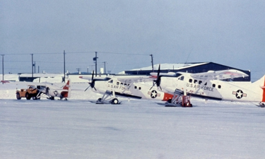 U-1A Otters 95th Strategic Wing Goose Bay Labrador