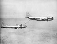 KC-97 refueling a B-50D