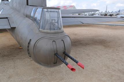 B-17G Cheyenne tail turret