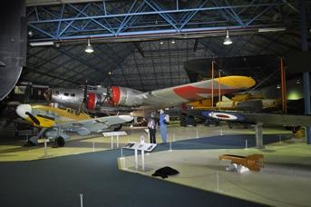B-17G RAF Hendon