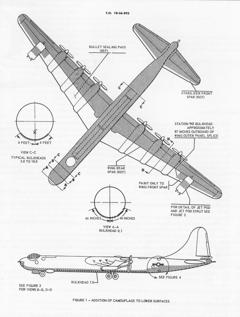 B-36 Paint Scheme