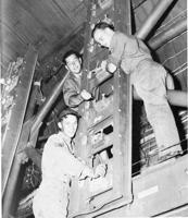 B-36D bomb bay
