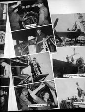 B-36 engine maintenance