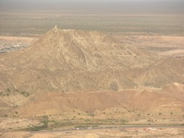 Mt Christo Rey