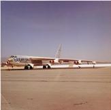 B-52B Ciudad Juarez in August, 1959.