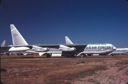 B-52D 56-0620 AFSWC
