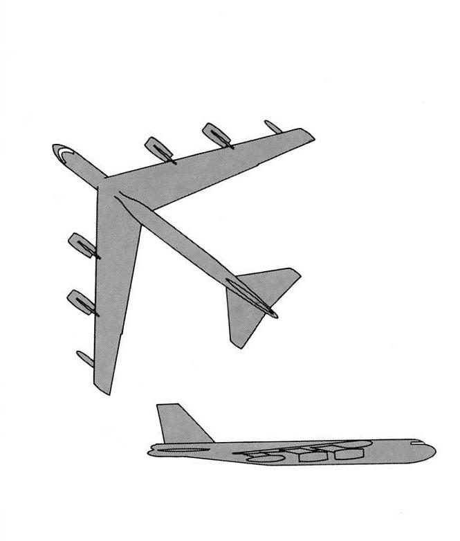 Current B-52 camo