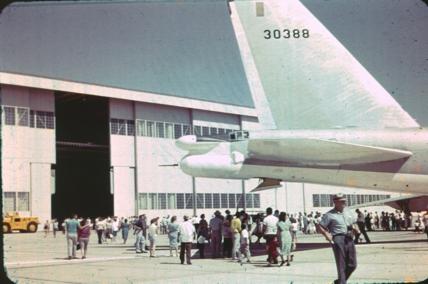 B-52B 53-0388 City of El Paso