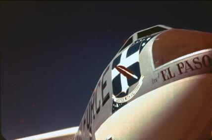 B-52 City of El Paso
