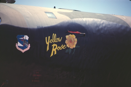 B-52D 56-679 Yellow Rose