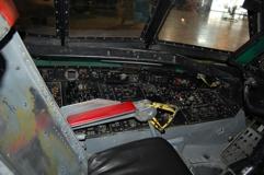 B-52D left console