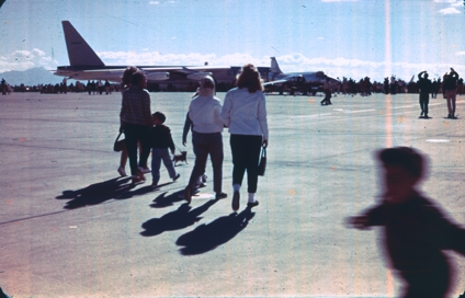Biggs AFB 1959