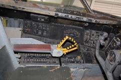 B-52G left console