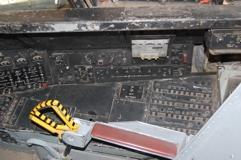 B-52G right console